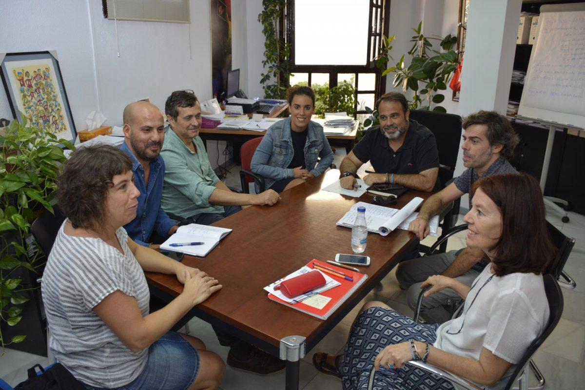 http://www.toledo.es/wp-content/uploads/2018/09/01-mesa-municipal-apoyo-refugiados-1200x800.jpg. La Mesa Municipal de Apoyo a Personas Refugiadas organizará jornadas de sensibilización sobre acogida y Derechos Humanos