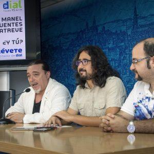 El Ayuntamiento ofrece a los jóvenes la oportunidad de asistir a la grabación del programa de radio 'Atrévete' de Cadena Dial
