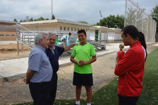02 Campus Infantil Futbol Base