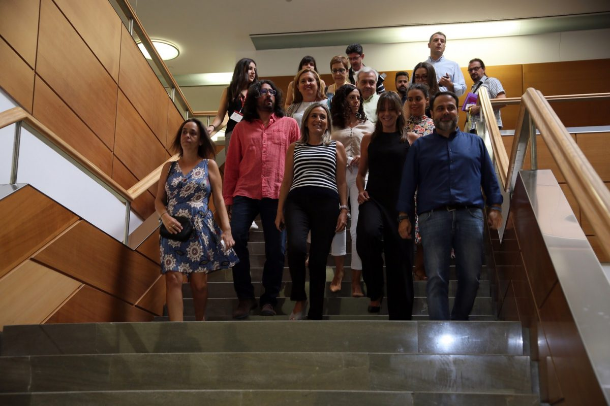 """http://www.toledo.es/wp-content/uploads/2018/09/02_foro_toledo_paz-1200x800.jpg. El I Foro Internacional Toledo Cultura de Paz nace como una oportunidad de desarrollo social """"próspero, completo y más justo"""""""