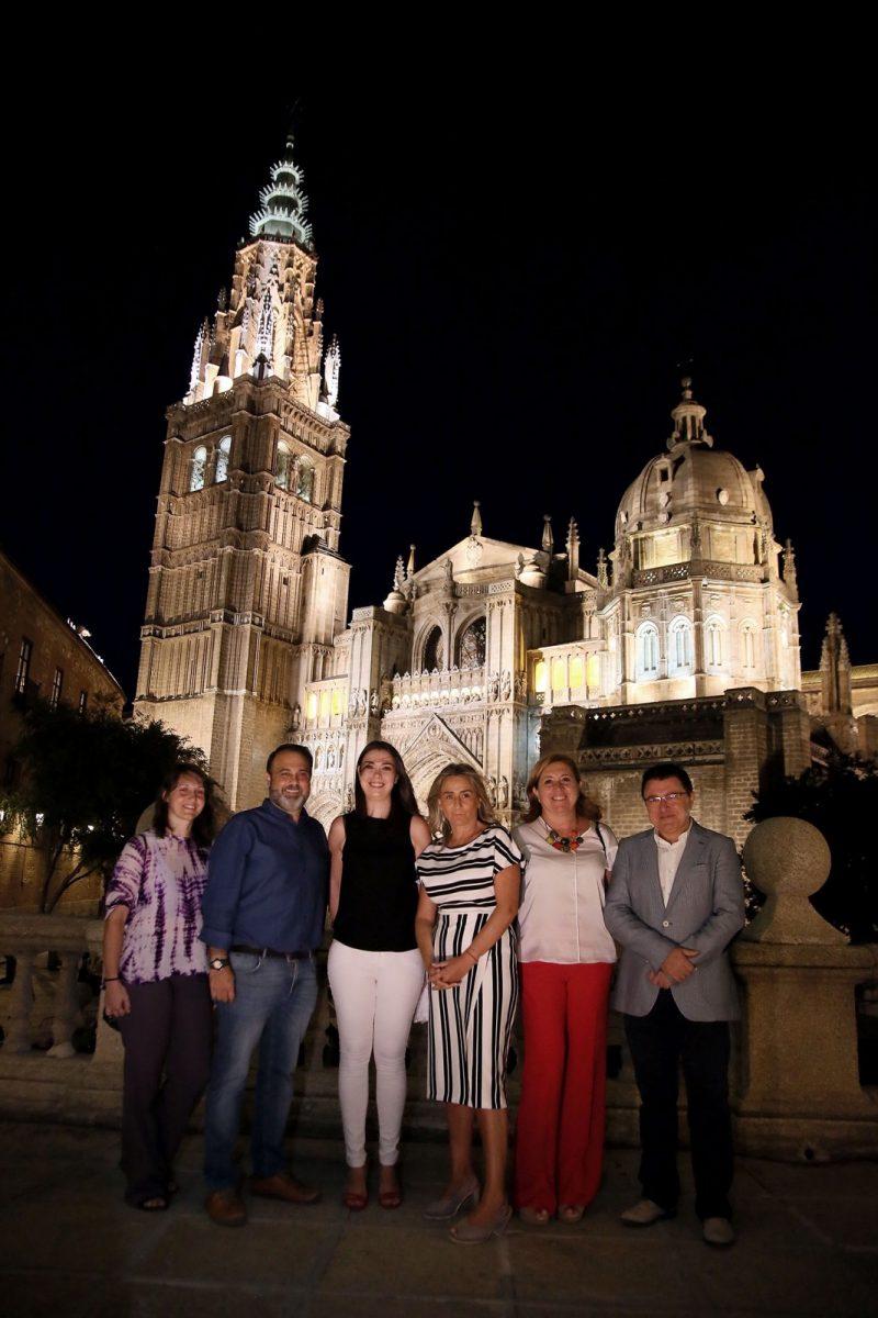 """https://www.toledo.es/wp-content/uploads/2018/09/02_noche_del_patrimonio-800x1200.jpg. Milagros Tolón celebra que toledanos y visitantes disfruten """"la gran Noche del Patrimonio como algo grande y único"""""""