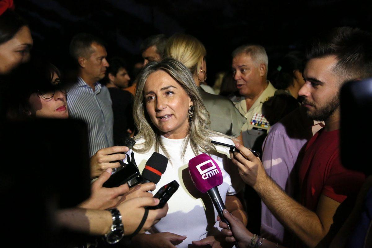 """http://www.toledo.es/wp-content/uploads/2018/09/03_luz_toledo-1200x800.jpg. Milagros Tolón afirma que con la sentencia sobre el caso de La Manada """"ganamos todas y gana toda la sociedad"""""""