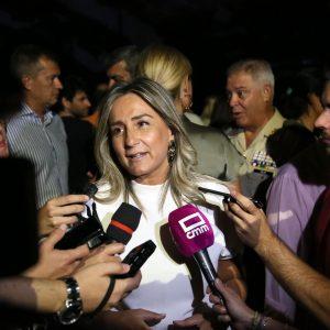 """ilagros Tolón afirma que con la sentencia sobre el caso de La Manada """"ganamos todas y gana toda la sociedad"""""""