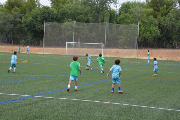 04 Campus Infantil Futbol Base