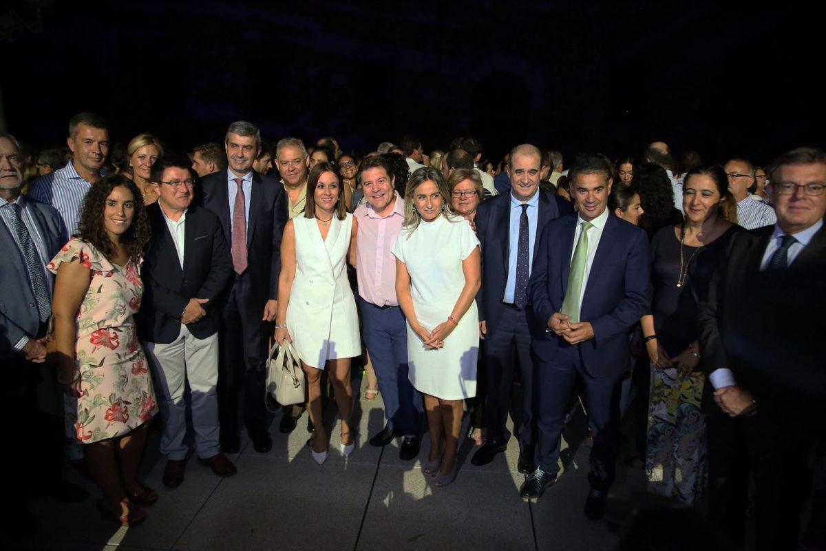 """La alcaldesa anima a los toledanos y toledanas a ver """"una ciudad con alma"""" a través del espectáculo """"Luz Toledo"""""""