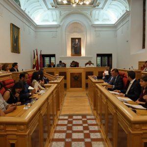l Pleno aprueba emprender acciones políticas y legales para impedir nuevas derivadas del trasvase Tajo-Segura