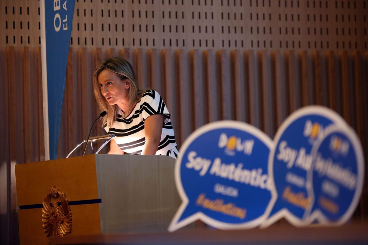 La alcaldesa inaugura el IV Encuentro Nacional de Jóvenes Down España que se celebra este fin de semana en Toledo