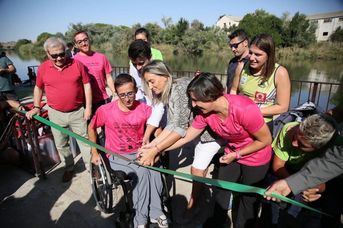 http://www.toledo.es/wp-content/uploads/2018/09/06_club_piragueismo-1200x800.jpg. La alcaldesa reivindica un Tajo limpio y caudaloso para su uso deportivo en el I Clinic Paracanoe Inclusivo de Toledo