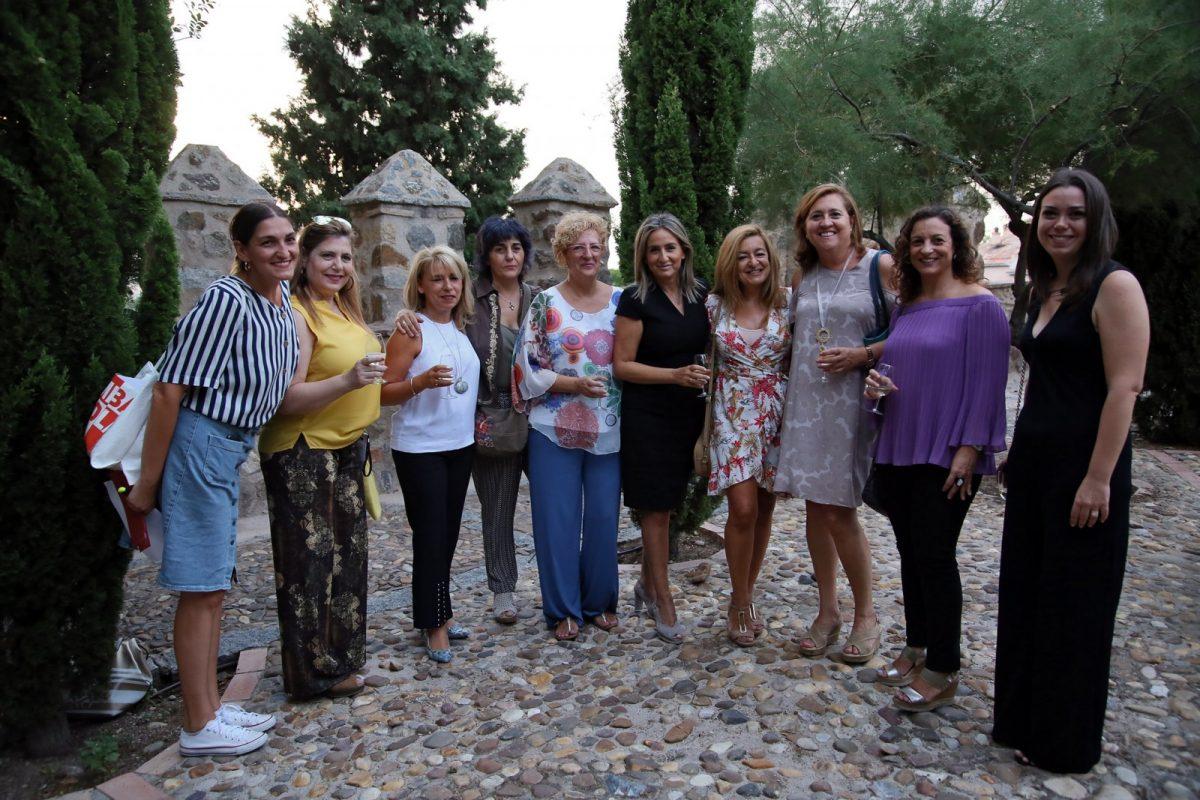 La alcaldesa destaca la necesidad de promover iniciativas como 'Sunset Wine' para poner en valor la gastronomía toledana