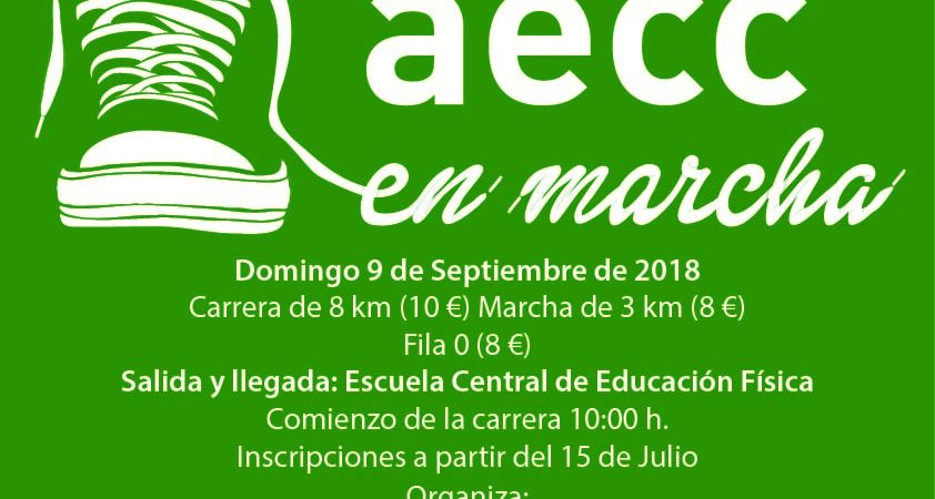 III Carrera y Marcha Solidaria Asociación Española…