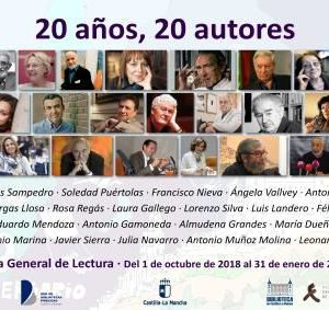"""Exposición """"20 años, 20 autores"""""""