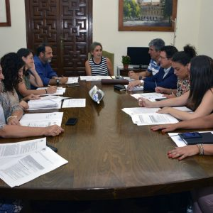 a Junta de Gobierno Local aprueba las ordenanzas para ayudas a la rehabilitación de edificios y viviendas del Casco Histórico