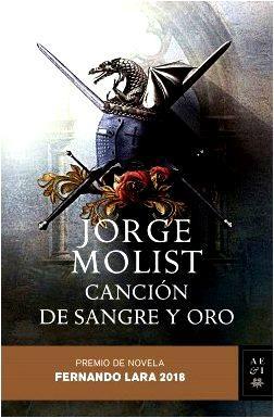 http://www.toledo.es/wp-content/uploads/2018/09/cancion-de-sangre-y-oro.jpg. Presentación del libro: Canción de sangre y oro