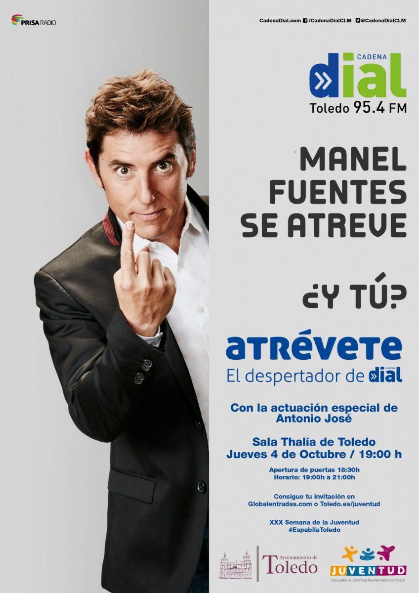 """Grabación del programa """"ATRÉVETE"""""""
