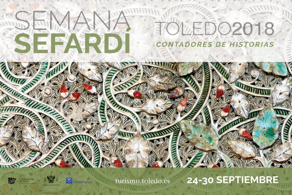 http://www.toledo.es/wp-content/uploads/2018/09/cartel-semana-sefardi-2018-1200x800.jpg. Semana Sefardí de Toledo 2018