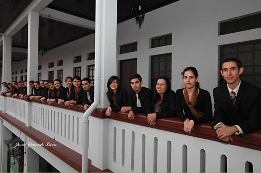 Recital de música coral de Cámara Aurora (Costa Rica)