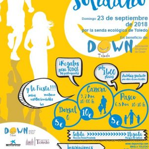 VI Cross y paseo solidario