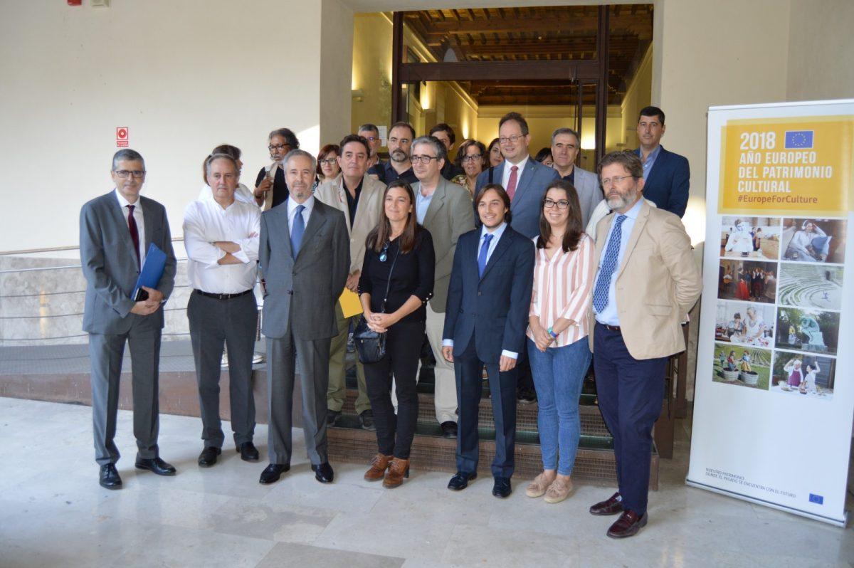 El Ayuntamiento participa en las Jornadas para conmemorar el Día Europeo de las Lenguas en el Convento de Madre de Dios