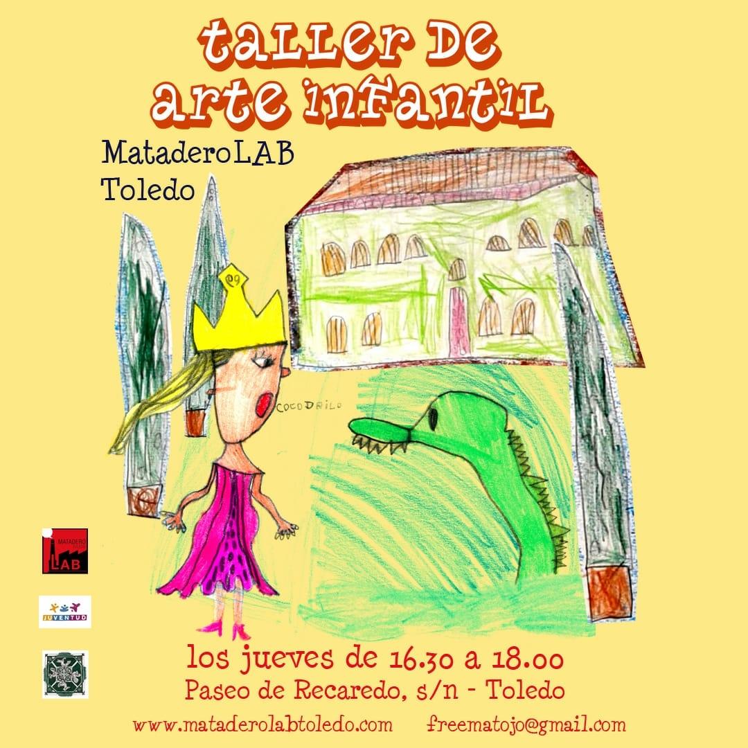 http://www.toledo.es/wp-content/uploads/2018/09/expresion-para-ninos.jpg. Taller de Arte Infantil