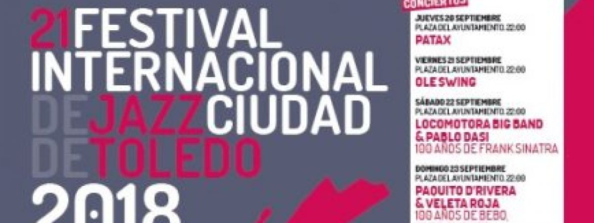 XXI Festival de Jazz de Toledo