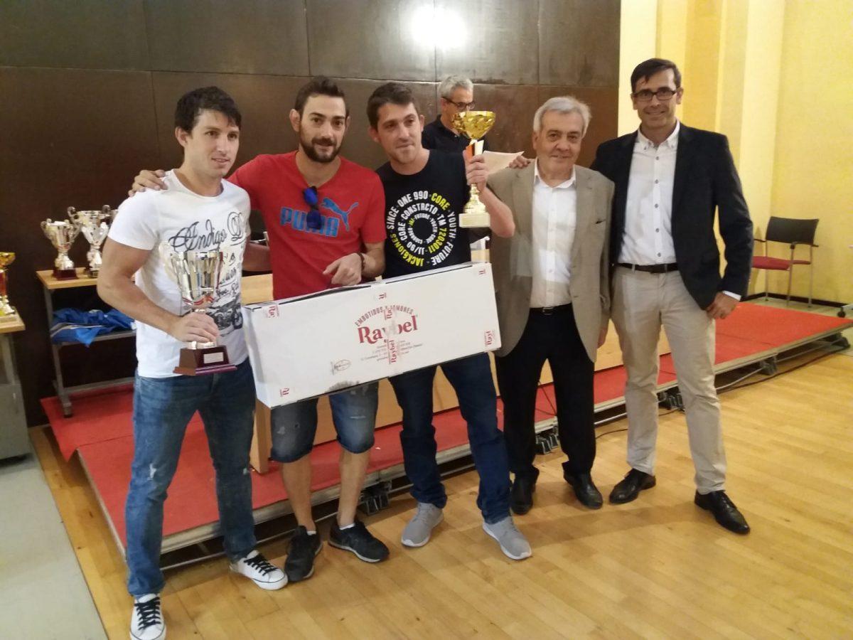 La Liga Municipal Soliss de Fútbol 7 organizada por el Ayuntamiento de Toledo ha contado con 48 equipos y 672 partidos