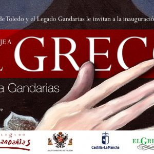 Exposición Homenaje al Greco, de Sofía Gandarias