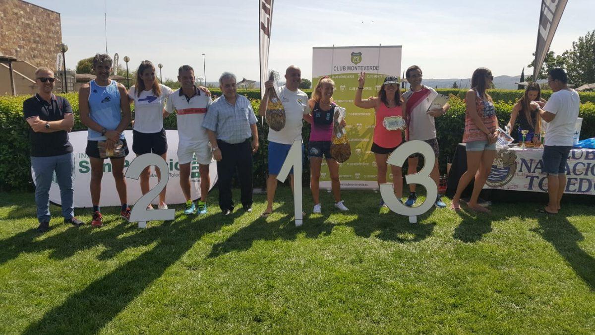 El Ayuntamiento colabora en el Trofeo Acuatlón Memorial Alicia Gutiérrez que ha acogido el Club Monteverde