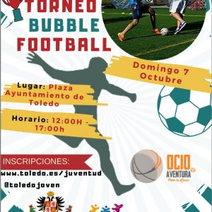 Maratón «BOOBLE FOOTBALL»