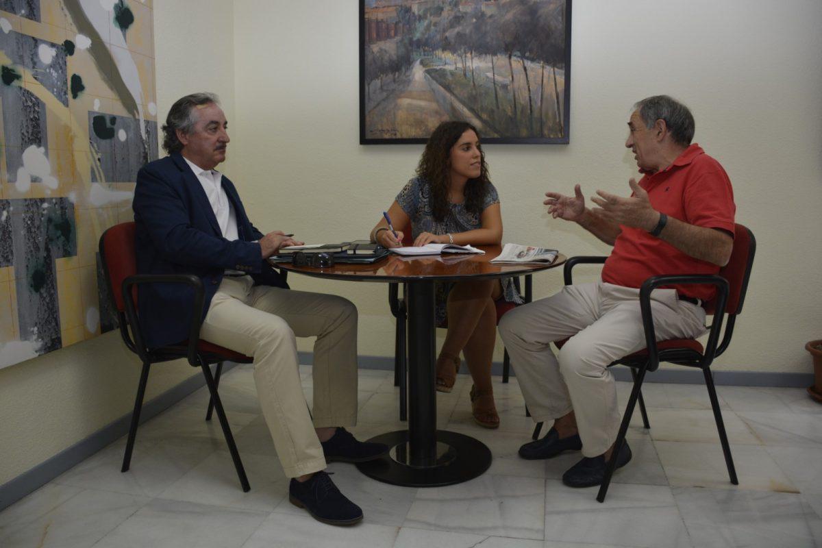 La asociación de vecinos de La Bastida comparte con el Ayuntamiento sus demandas y actuaciones de cara al Plan Extraordinario de Empleo