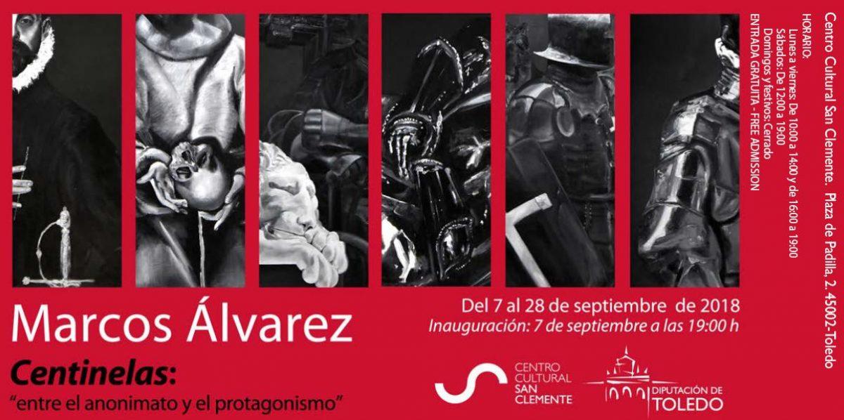 Inauguración Exposición Centinelas; entre el anonimato y el protagonismo