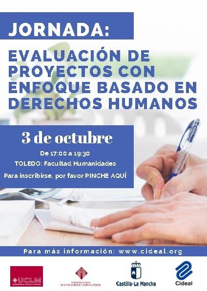 Jornada: Evaluación de proyectos con enfoque basado en derechos humanos