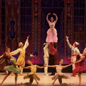 XV Ciclo Internacional de Danza: La Cenicienta