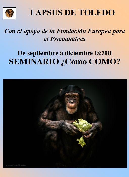 "https://www.toledo.es/wp-content/uploads/2018/09/lapsus.jpg. Seminario sobre comida ""¿Cómo COMO?"""