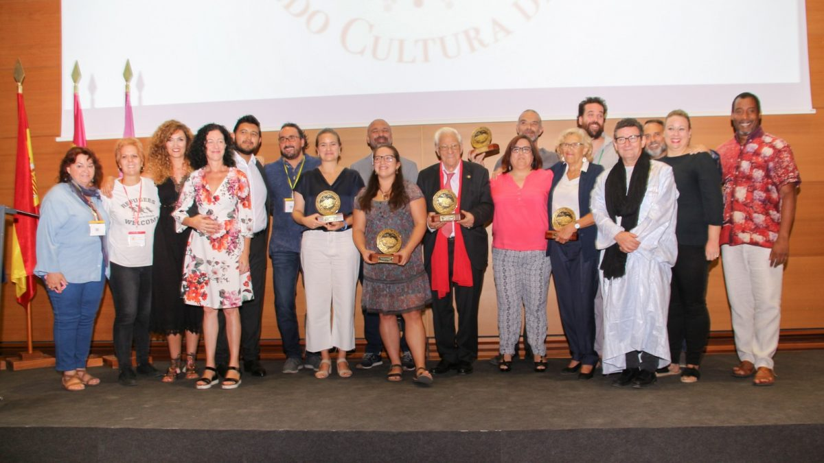 La entrega de premios 'Toledo Cultura de Paz' clausura el I Foro Internacional de Migraciones y Convivencia Ciudadana