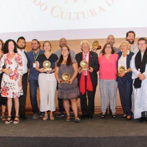 a entrega de premios 'Toledo Cultura de Paz' clausura el I Foro Internacional de Migraciones y Convivencia Ciudadana