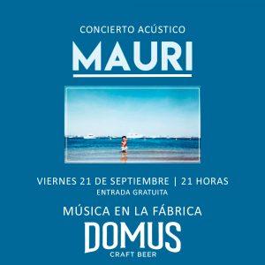 Música en la fábrica: Mauri
