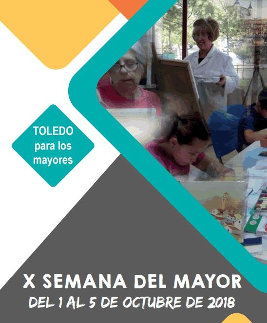 La X Semana del Mayor programa actividades del 1 al 5 de octubre para los más de 7.500 socios y socias de los centros de mayores