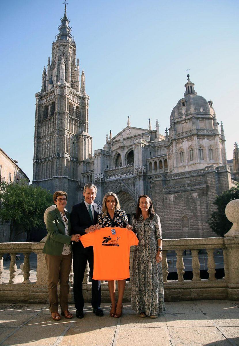 El Ayuntamiento se une a la VI Carrera Solidaria 'Fundación Eurocaja Rural-Grupo Tello' a favor de AFAEM Despertar