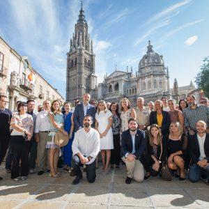 Milagros Tolón invita a descubrir Toledo el día 15 con el programa inédito 'La Noche del Patrimonio' que reúne más de 30 propuestas