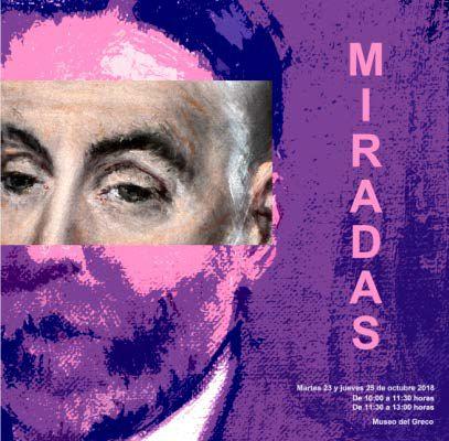 "http://www.toledo.es/wp-content/uploads/2018/09/miradas.jpg. Educamuseo ""MIRADAS"""