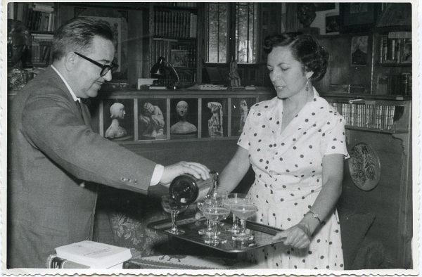 MMH-002-Zoila, mujer de Victorio Macho_ca 1960 - Fot Rodríguez