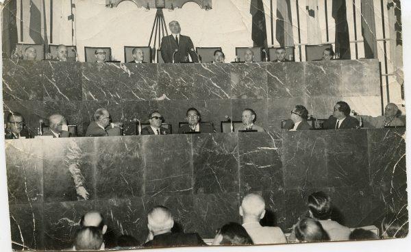 MMH-004-I Congreso Sindical celebrado en Madrid_27-02-1961 - Fot Mamegam