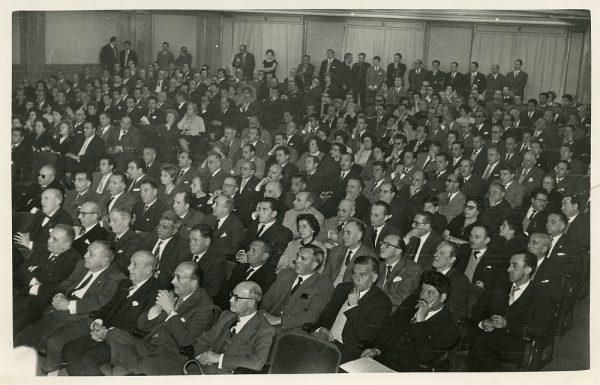 MMH-007-I Congreso Sindical celebrado en Madrid_27-02-1961 - Fot Escobar