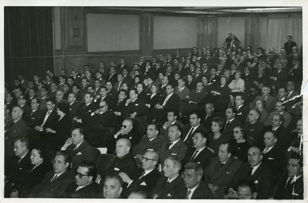 MMH-008-I Congreso Sindical celebrado en Madrid_27-02-1961 - Fot Iglesias
