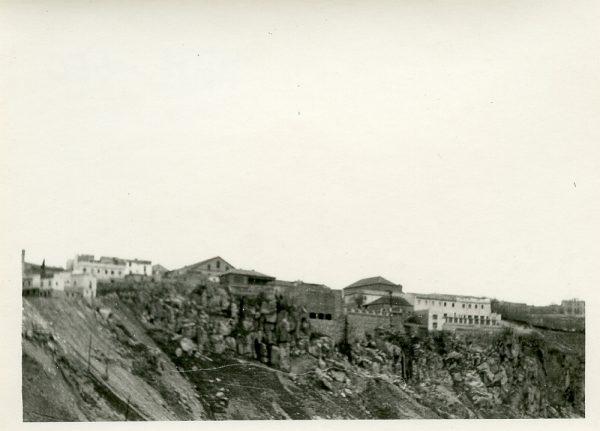 MMH-060-Construcción del Tallerón del Museo de Victorio Macho_1954