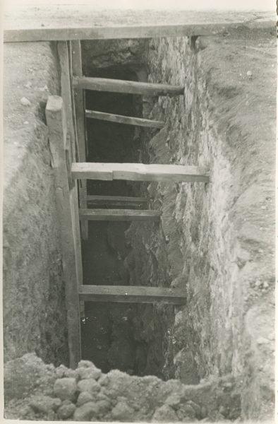 MMH-071-Obras en la plaza de toros de Toledo_1955 - Fot Alfonso