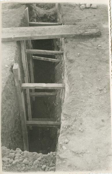 MMH-072-Obras en la plaza de toros de Toledo_1955 - Fot Alfonso