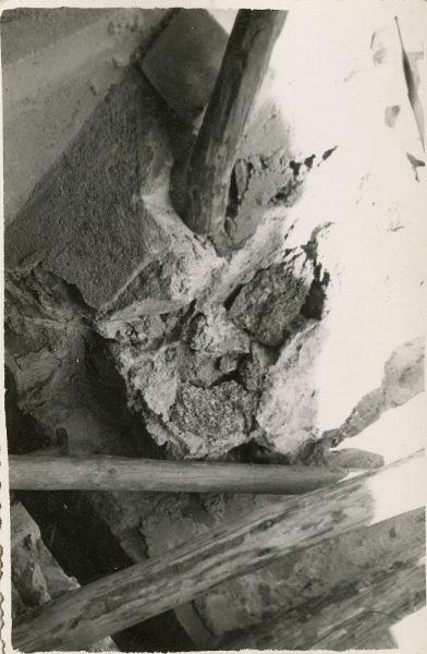 MMH-104-Obras en un pilar en el sifón del canal de aguas del Torcón_Septiembre de 1952