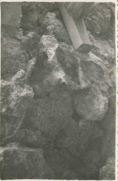 MMH-105-Obras en un pilar en el sifón del canal de aguas del Torcón_Septiembre de 1952