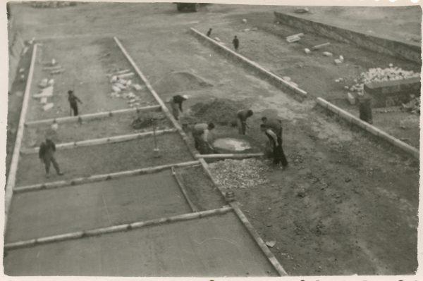 MMH-161-Urbanización de la cuesta de Capuchinos_ca 1955
